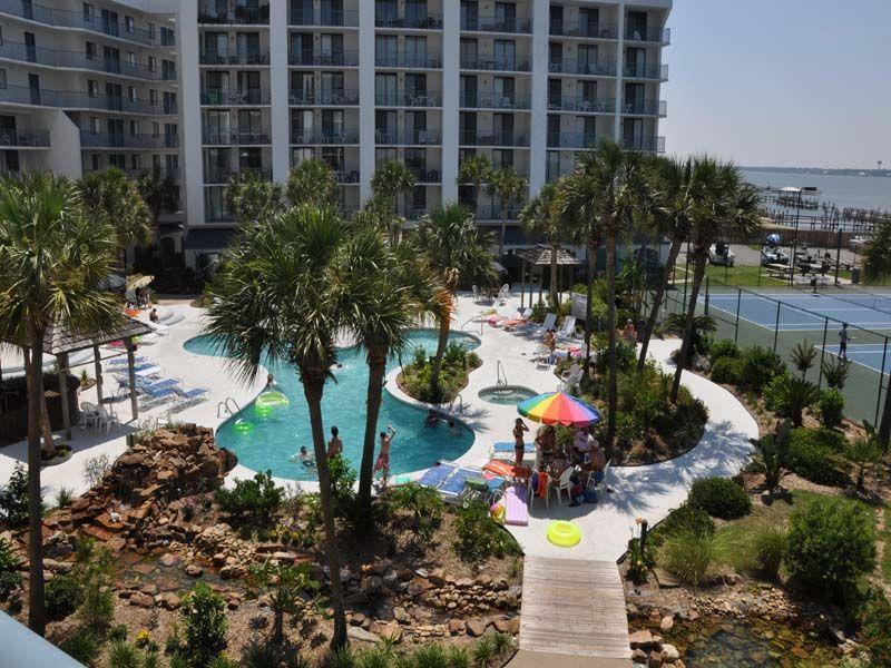 Gulf Shores Surf And Racquet Accomidates 6 Brett Robinson Vacation Rentals  Http://