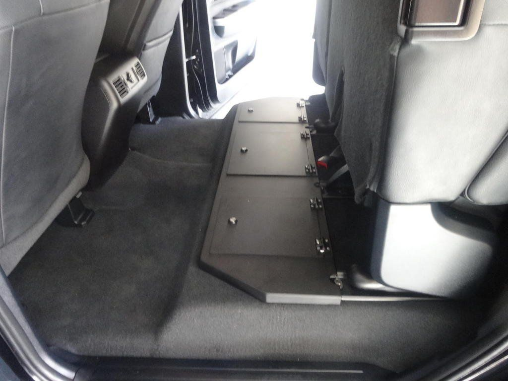 Esp Truck Accessories 2014 2015 Tundra Crewmax Under Seat Storage 2013 Fuse Box 2017 Toyota