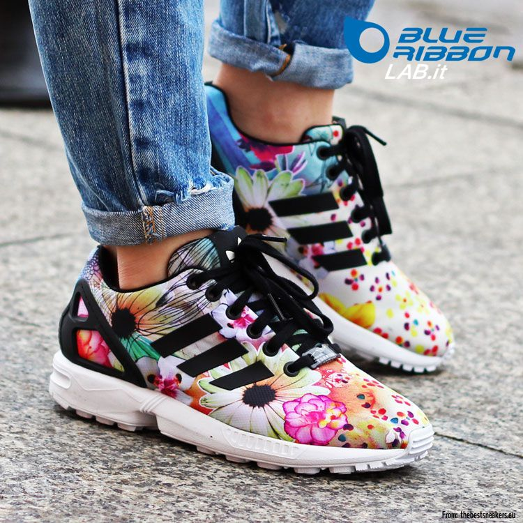 adidas originals sneaker 'zx flux w