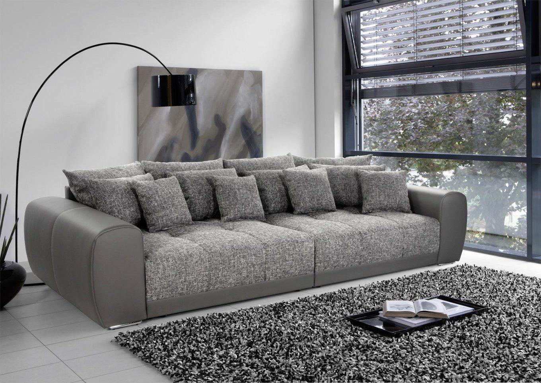 Big Sofa Mit Schlaffunktion Und Bettkasten Mit Bildern Big