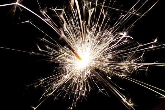 Creative Prompt: Sparkler | bohemianizm