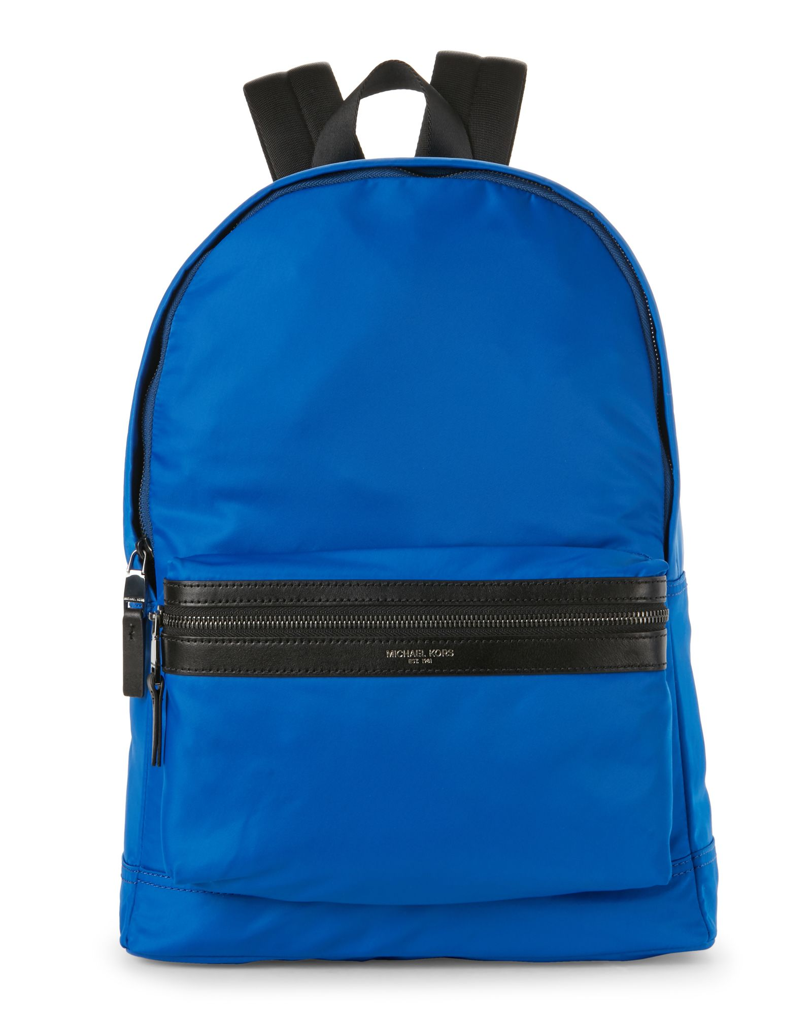 10b9c8668c20 ... denmark michael kors kelsey ultra pink nylon large backpack msrp ..  086f9 383b7