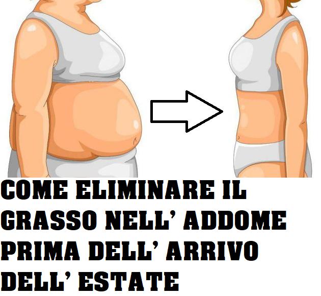 eccesso di grasso nelladdome
