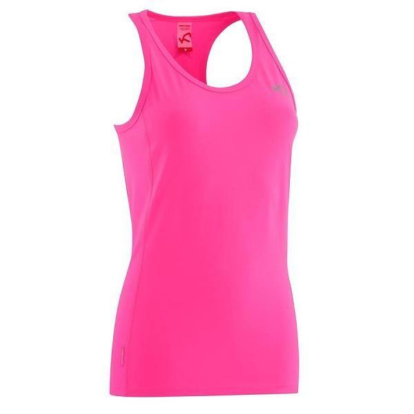Nora Singlet tanktop KPINK- roze dames