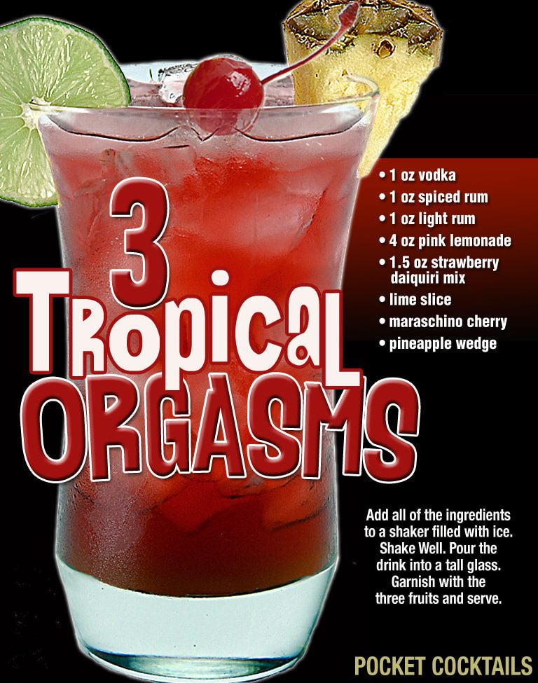 Pocket Cocktails Posters - Pocket Cocktails