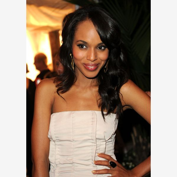 Pin By Kerry Dow On Great Hair Tricks And Tips: Kerry Washington, Women