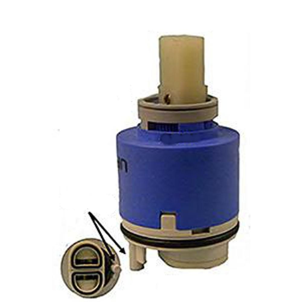 Jag Plumbing Products 40 Mm Shower Cartridge With Plastic Spline