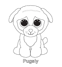 Image Result For Beanie Boo Coloring Pages