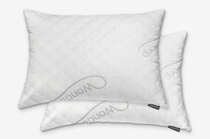 feather pillows; great memories