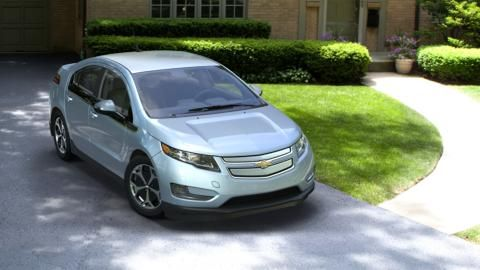 Chevy Volt 2014 Chevy Electric Cars Car