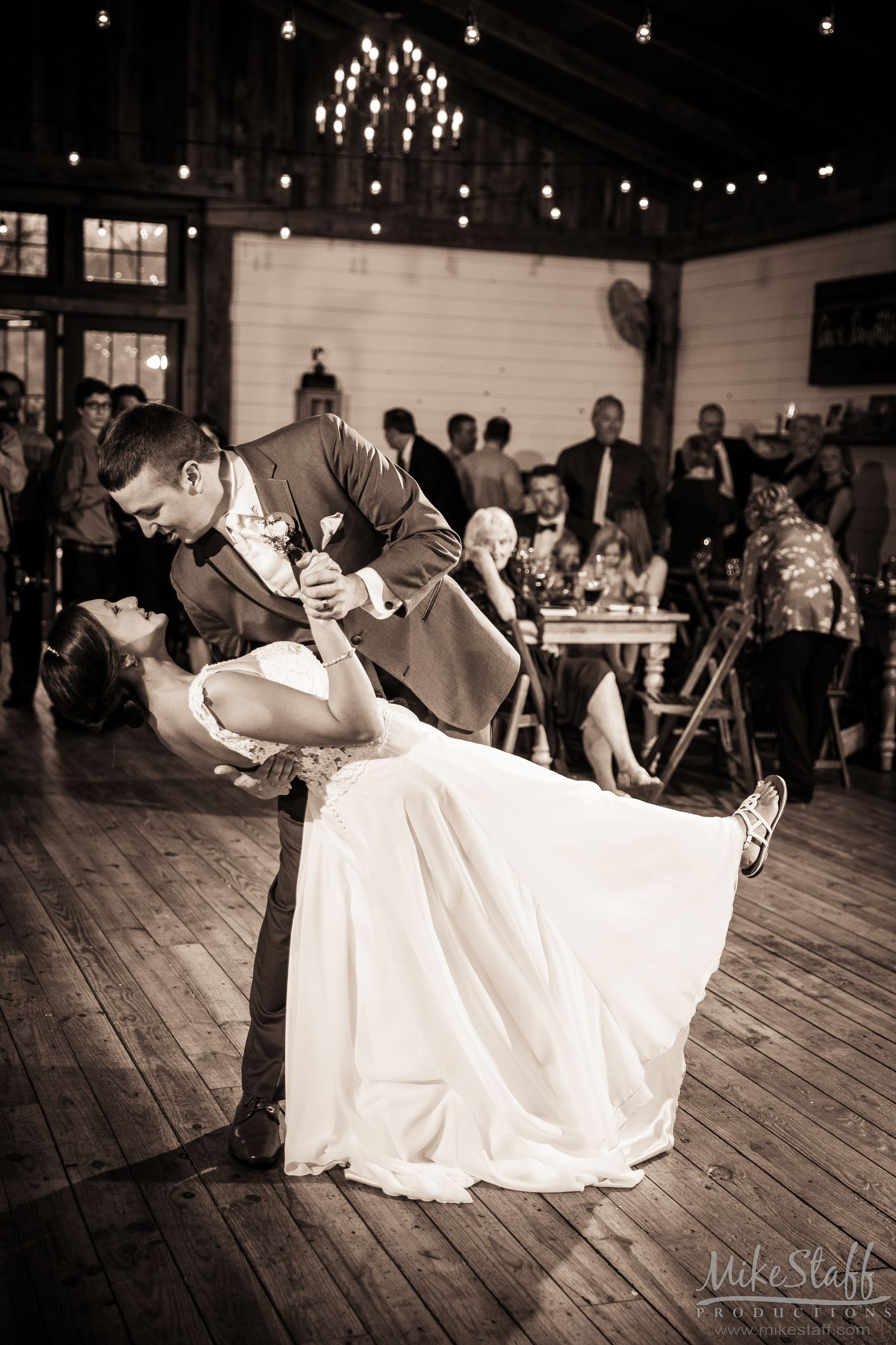 Have you read how to hire a GREAT DJ? Wedding music