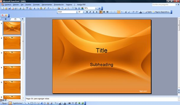 free ppt templates 2007 collection was published on november 25
