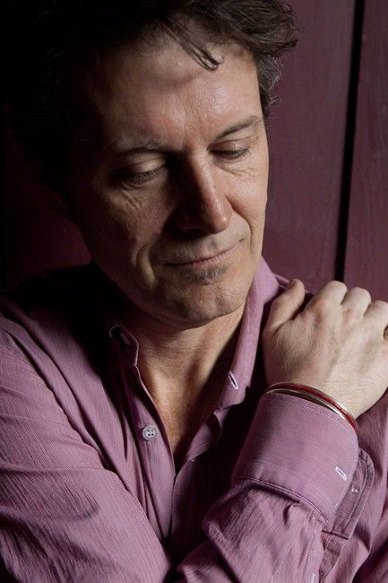 Jim Cuddy of Blue Rodeo..mmm love his voice