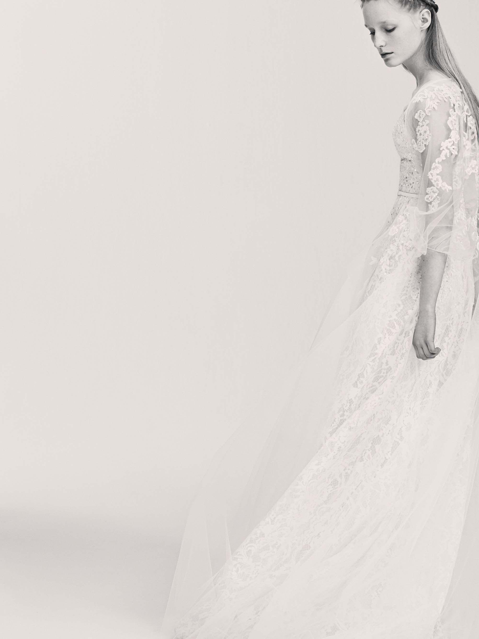 Elie saab bridal spring fashion show elie saab bridal spring