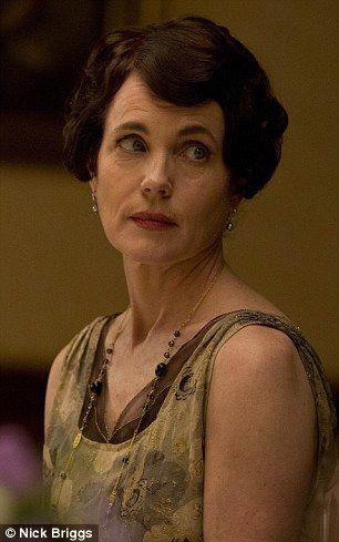 Downton Abbey series 5 episode 7 preview | Lady Cora