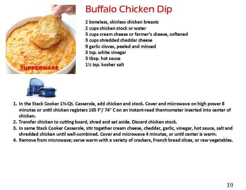 tupperware stack cooker recipes pdf