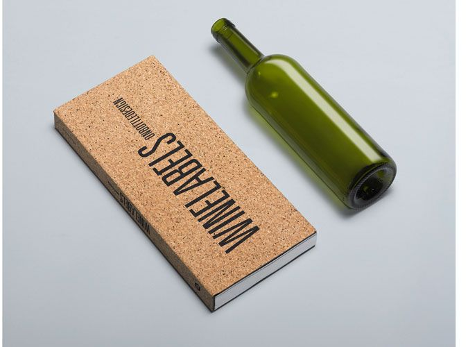 Winelabels - wine book - spanish eduardo delfraile