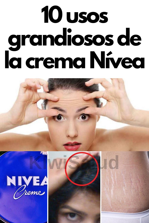 10 Usos Grandiosos De La Crema Nívea Trucos De Belleza Maquillaje De Belleza Consejos Para La Piel