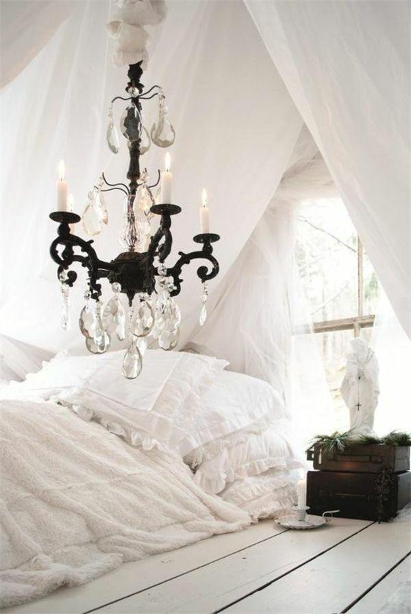Shabby Chic Schlafzimmer - Wollen Sie mehr Romantik und ...