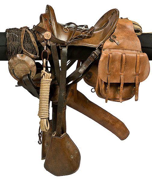 mcclellan saddle | home auctions catalog model 1904
