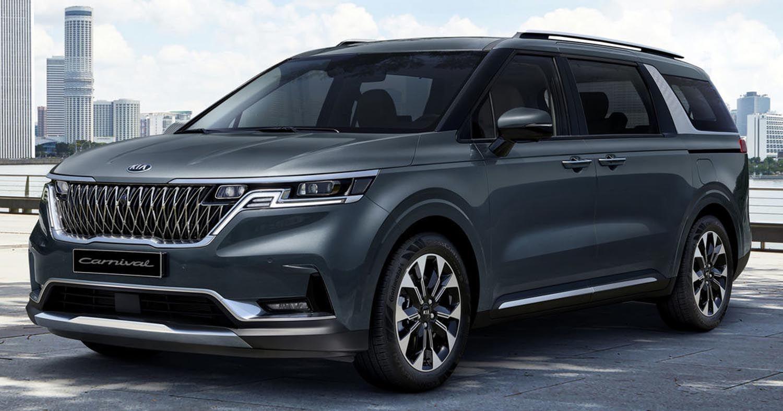 كيا كرنفال الجديدة تماما 2021 ميني فان عصرية للعائلات الشابة موقع ويلز In 2020 Kia Sedona Kia Utility Vehicles