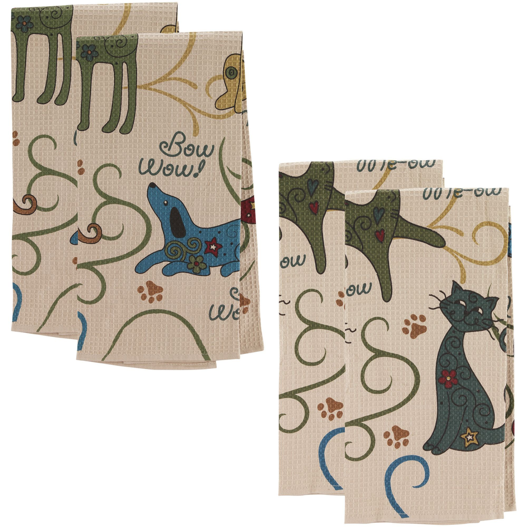 festival cats dogs kitchen towels greatergood animal jewlery