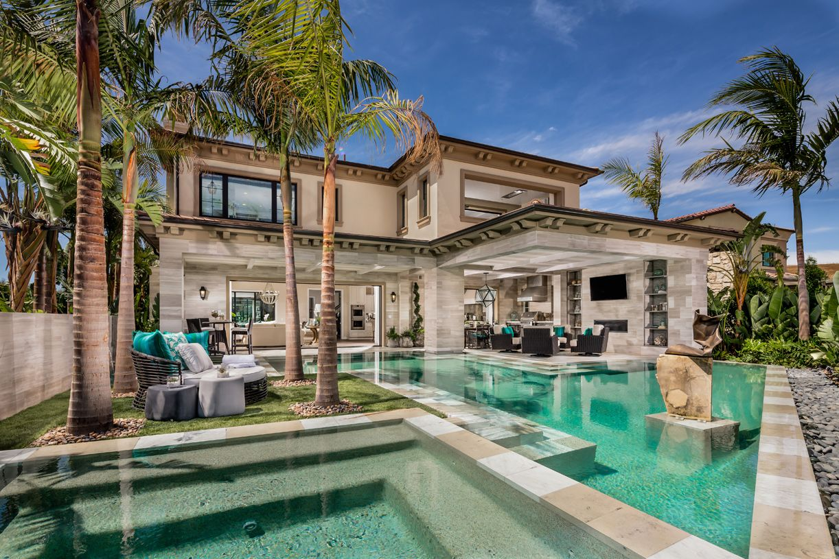 New luxury homes for sale in irvine ca toll brothers at for Luxury houses in california