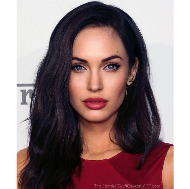 Amazing Celebrity Face Mashups By Pedro Berg Johnsen Theyre - Photoshop master combines two celebrities together to create one famous face