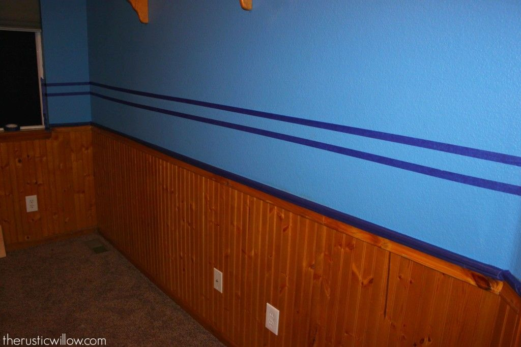 Diy Sponge Painted Minecraft Walls