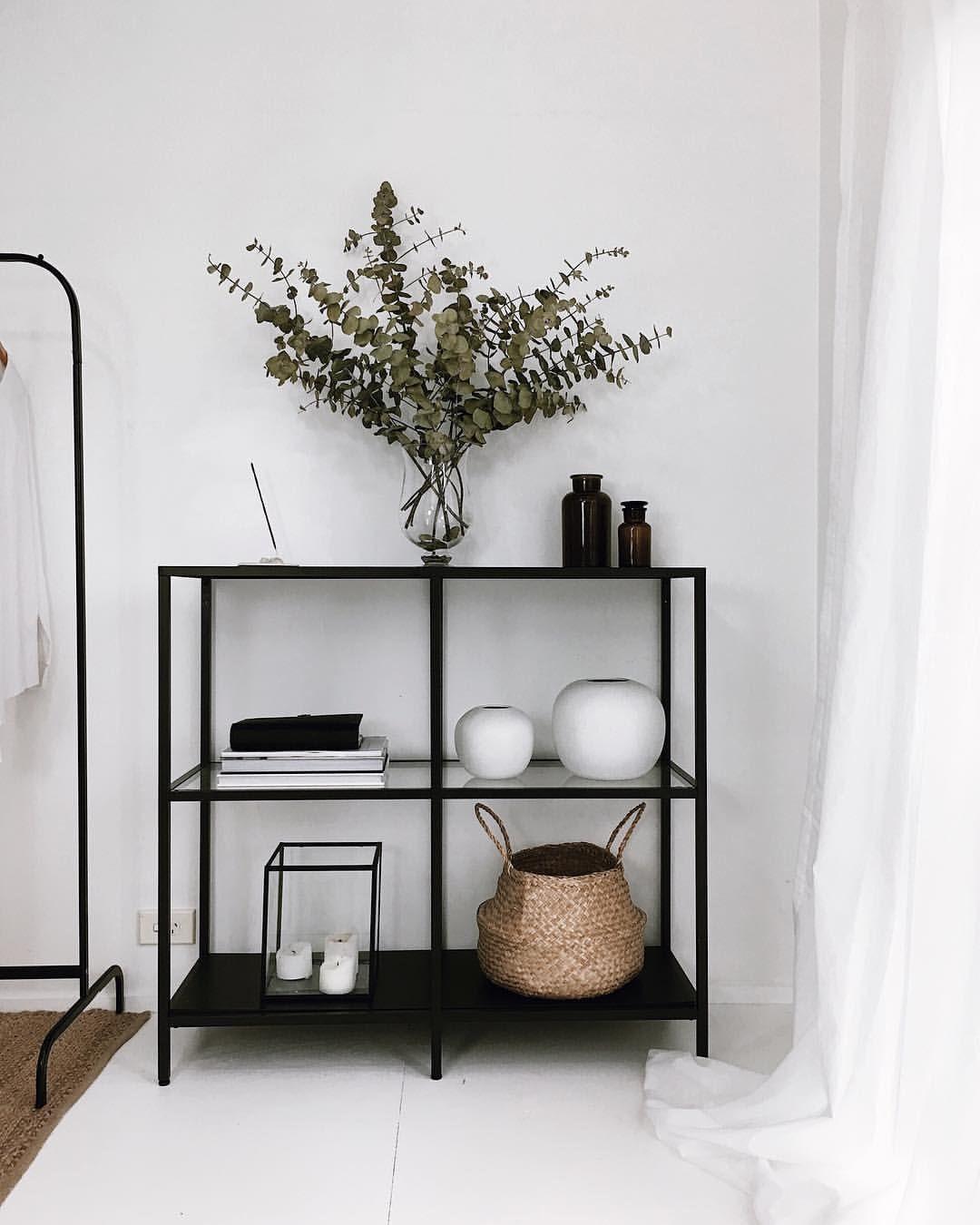 Ikea shelf. | Living room inspiration, Decorate your room ...