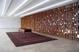 Ceiling... Palacio de Itamaraty, Brasil
