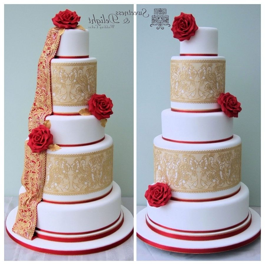 Halal Wedding Cakes Luton