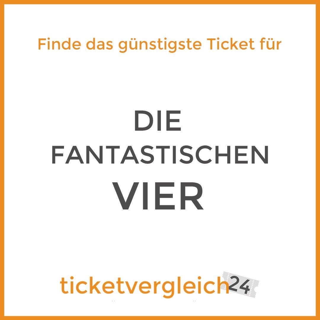 Ihr sucht noch Tickets für Konzerte von Die Fantastischen Vier? Egal ...