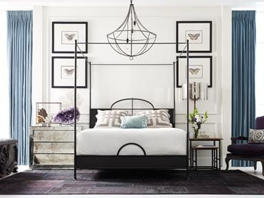 Furniture in Knoxville - Hanging Cage Chandelier - Knoxville Home Décor - Accents and Accessories - Lighting - Home Interiors - Knoxville Interior Design - The Design Center at Braden's - Braden's Lifestyles Furniture
