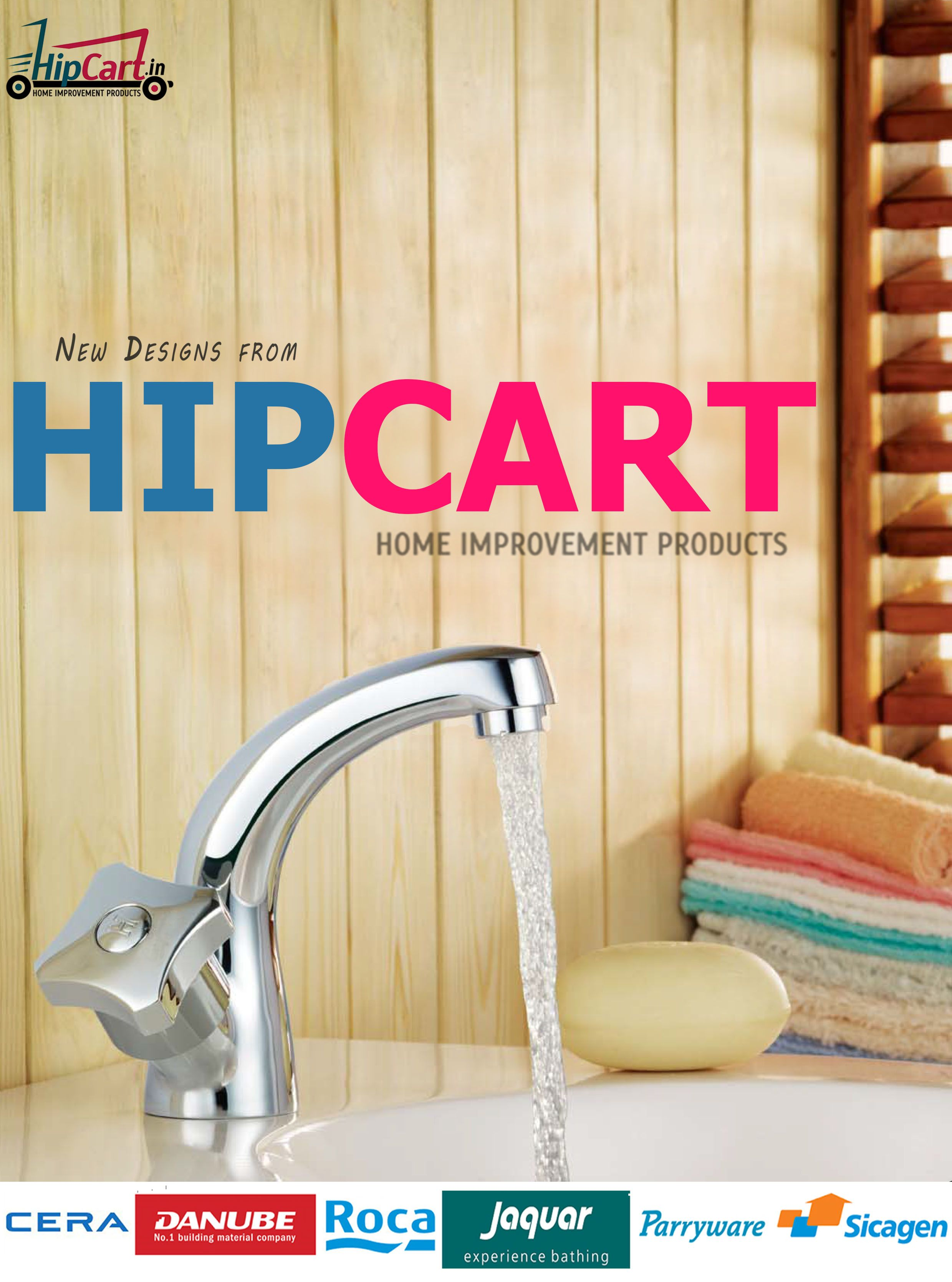 Explore New Designs From Hipcart Home Improvement Design
