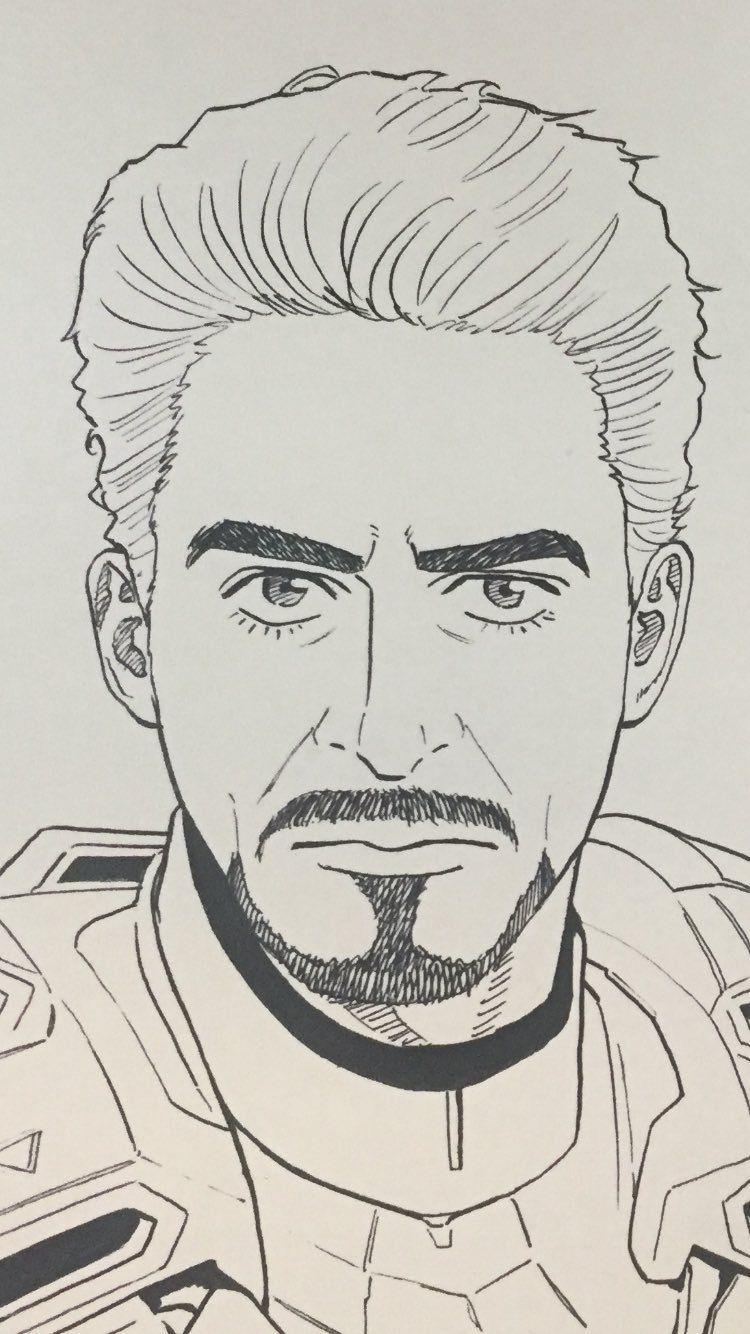 Photo of Tony Stark