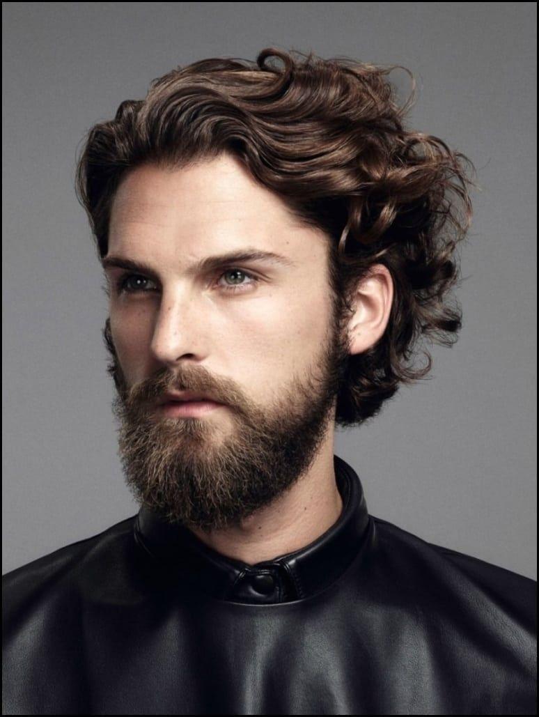 Einzigartige Frisuren Mit Locken Männer