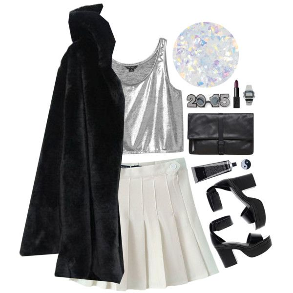 """Happy New Year"" by simpleandyoung on Polyvore"