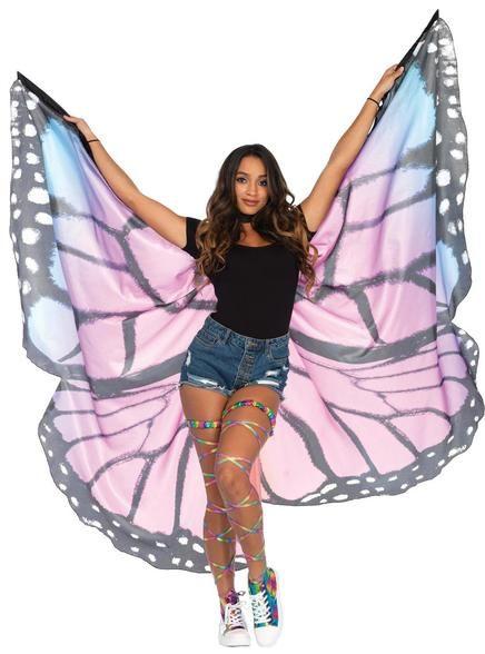688ba1b0d1a Monarch Festival Wings Purple