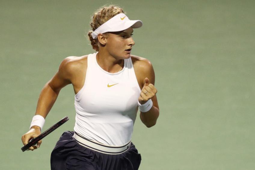 Wta Hobart Yastremska Lapko Begu And Jabeur Reach Round Two Julia Goerges Ajla Tomljanovic Tennis Center
