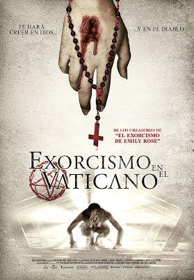 Exorcismo En El Vaticano Pelicula Completa En Espanol Youtube Peliculas En Cartelera Peliculas De Terror Vaticano
