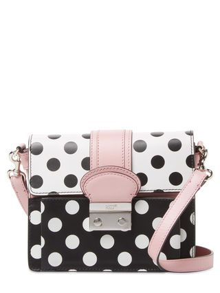 da6c691b9a04 Polka Dot Leather Shoulder Bag by RED Valentino at Gilt | For Taylor ...