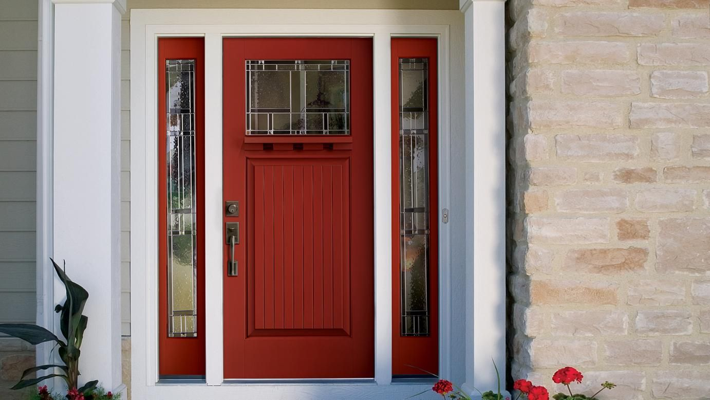 High Definition Wood Grain Fiberglass Doors Kohltech