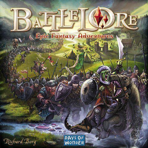 BattleLore  http://www.roleplaying.company