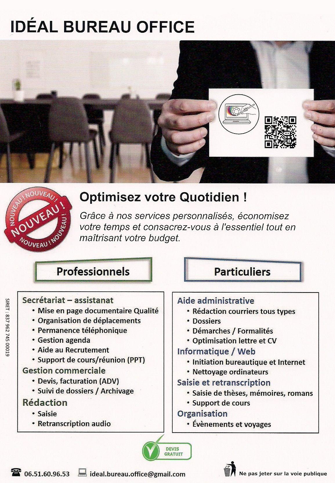 Secretariat Retranscription En Teletravail En France Et En Occitanie
