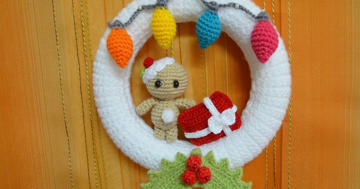 23 Christmas Crochet Ideas | Ganchillo navideño, Ganchillo navidad ... | 630x1200