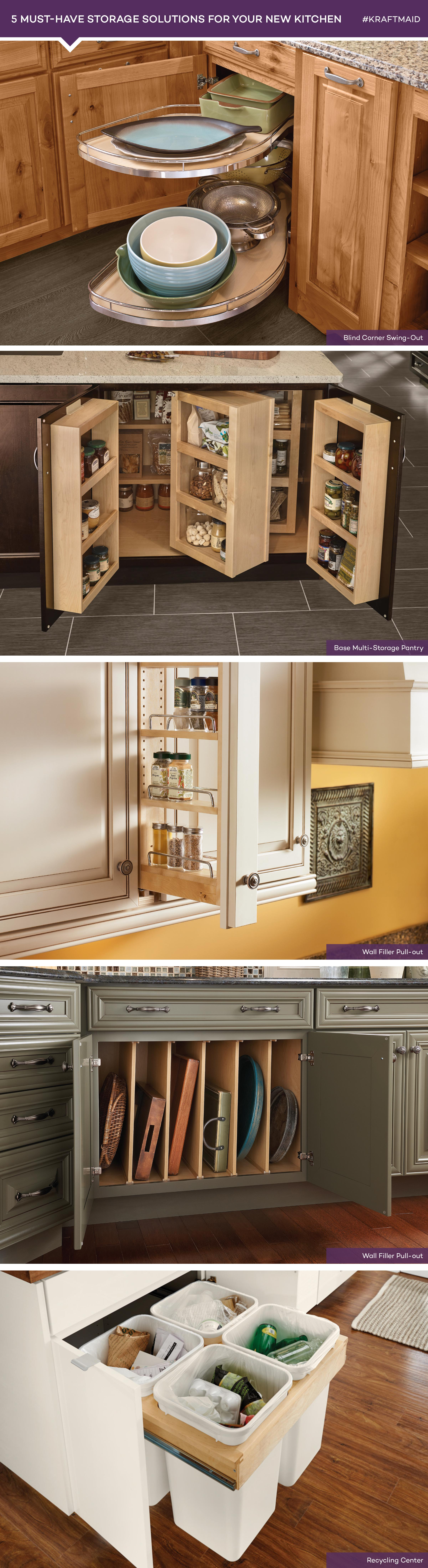 5 must have storage solutions for your new kitchen kitchen cabinet accessories kitchen on kitchen organization cabinet id=37023