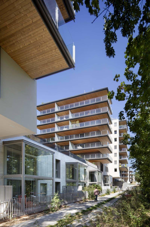 Michel Gautier Architecte gautier+conquet architectes, michel denancé · debrousse parc | 48
