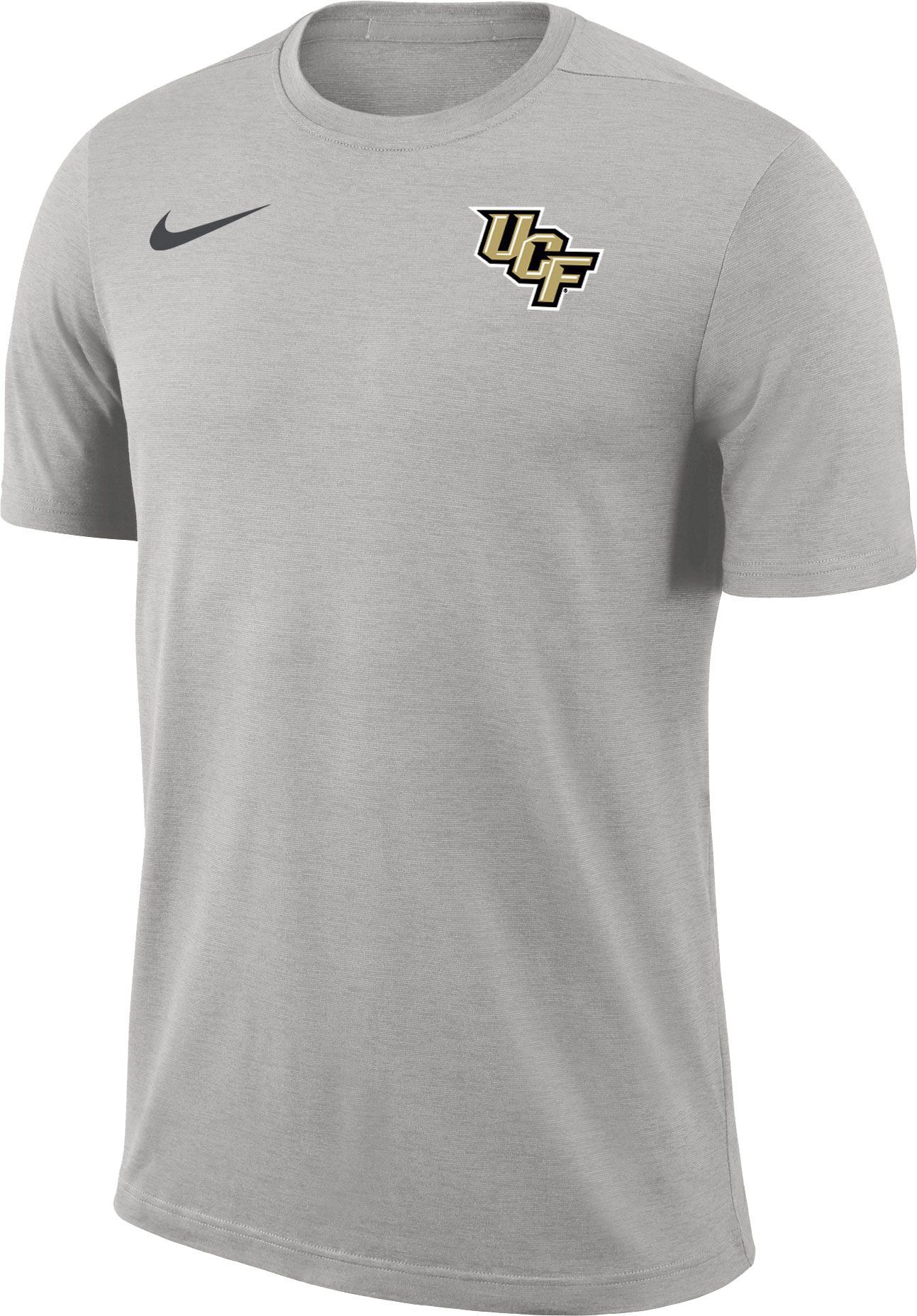 7d8932554 Nike Men's UCF Knights Grey Coach Football T-Shirt | Products | Nike ...