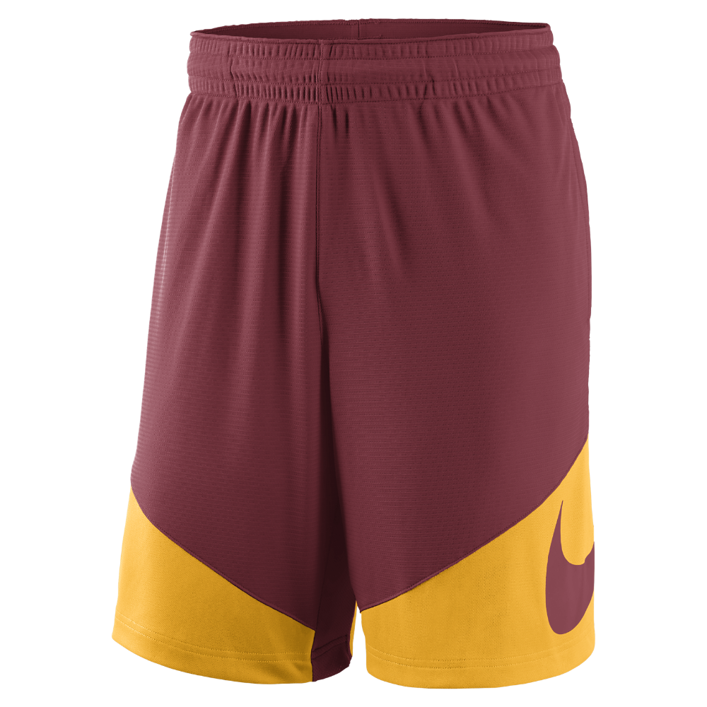 049f5f61cab8 ... Nike College New Classics (USC) Men s Basketball Shorts Size Medium  (Red) ...